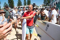 March 23, 2019 - Manly Beach, Australia - KELLY SLATER USA .the 2019 Vissla Manly Surf Pro at Manly Beach, NSW, Australia. (Credit Image: ? Matt Dunbar/WSL via ZUMA Wire/ZUMAPRESS.com)