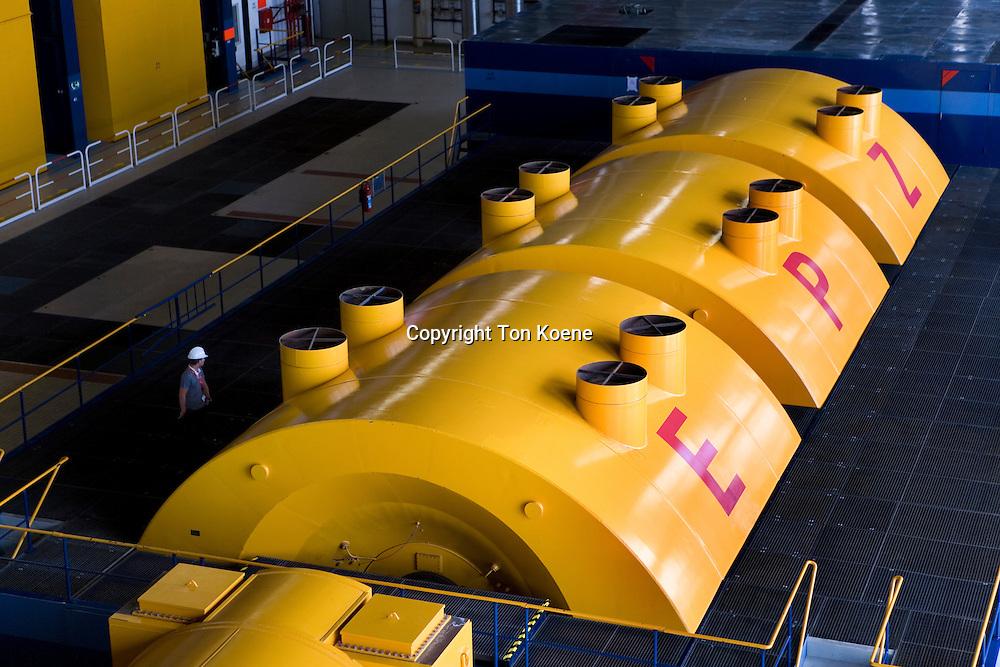 Nuclear powerstation in Borssele, Holland