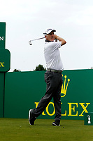 Golf - 2019 Senior Open Championship at Royal Lytham & St Annes - First Round <br /> <br /> Phillip Price (WAL) plays his drive off the 16th tee.<br /> <br /> COLORSPORT/ALAN MARTIN