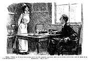 """Doctor. """"Now, if I gave you a pint of 1 in 20 carbolic solution, how much water would you add to make it a 1 in 80 solution?"""" Probationer. """"Oh, a lot!"""""""