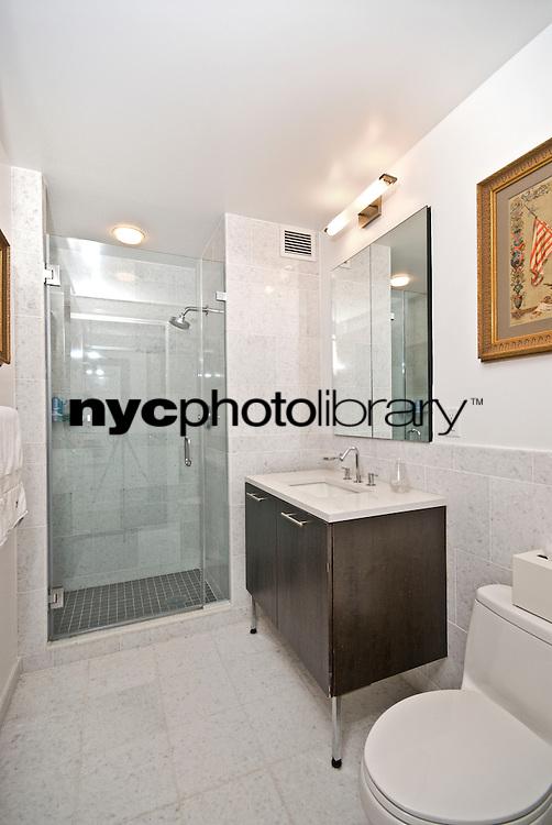 Bathroom at 261 West 28th Street