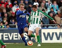 Fotball , 05 mars 2006 , Getafe - Betis ,  Joaquin og Rivas