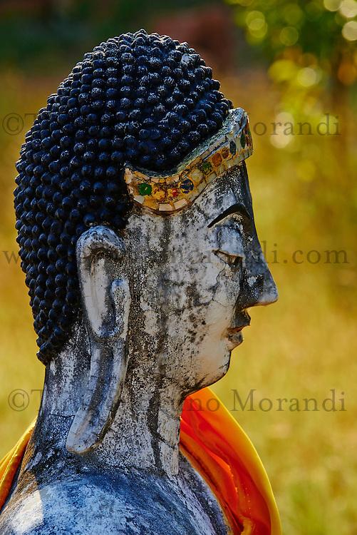 Thailande, Mae Hong Son, Wat Phra Non // Thailand, Mae Hong Son, Wat Phra Non