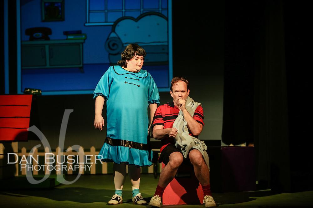 You're a Good Man, Charlie Brown - Walpole Footlighters - May  6 - 22, 2016  Walpole MA