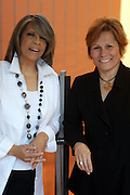 """30 March 2010-New York, NY- l to r: Patti Austin and Patti Austion at The Foundation for Social Change Announcement of Grammy Award-Winning Vocalist Patti Austin as The National Spokesperson for The Foundation for Social Change held at Longchamp on March 30, 2010 in Soho, New York City..The Foundation for Social Change mobilizes businesses to implement initiatives that benefit both their bottom line and the economic growth of their surrounding communities. We are a not-for-profit corporation focused primarily on U.S. issues. Our work is based on the principle: ?""""Do good to get good."""""""