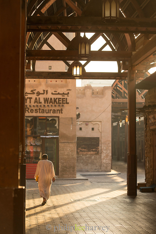Dubai Old Souk, United Arab Emirates