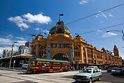 Flinders Street Railway Station, Melbourne