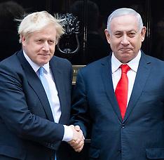 Mike Pence & Benjamin Netanyahu 5Sep19