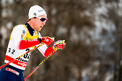 January 6, 2018 - Val Di Fiemme, ITALY - 180106 Didrik TÂ¿nseth of Norway competes in men's 15km mass start classic technique during Tour de Ski on January 6, 2018 in Val di Fiemme..Photo: Jon Olav Nesvold / BILDBYRN / kod JE / 160123 (Credit Image: © Jon Olav Nesvold/Bildbyran via ZUMA Wire)