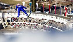 31.12.2013, Olympiaschanze, Garmisch Partenkirchen, GER, FIS Ski Sprung Weltcup, 62. Vierschanzentournee, Training, im Bild Andreas Kofler (AUT) // Andreas Kofler (AUT) during practice Jump of 62nd Four Hills Tournament of FIS Ski Jumping World Cup at the Olympiaschanze, Garmisch Partenkirchen, Germany on 2013/12/31. EXPA Pictures © 2013, PhotoCredit: EXPA/ JFK