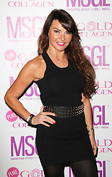 © Licensed to London News Pictures. 20/01/2014, UK. Lizzie Cundy, MediaSKIN Gifting Lounge, No1 Leicester Square, London UK, 20 January 2014. Photo credit : Richard Goldschmidt/Piqtured/LNP