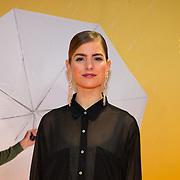 NLD/Amsterdam/20180212 - Premiere Gek op Oranje, hannah Hoekstra