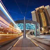 Dick Greco Plaza, downtown Tampa, Fla.