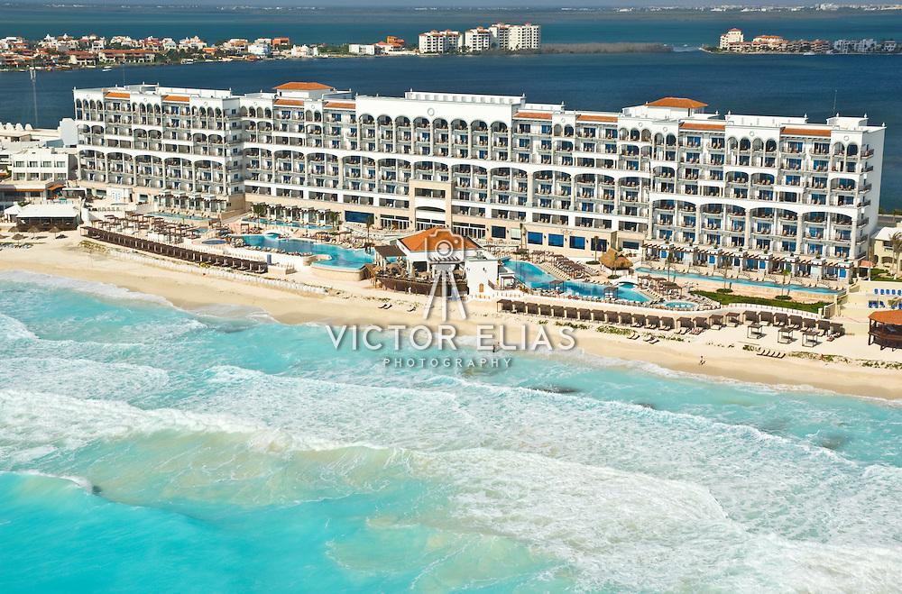 Royal hotel Cancun-Real Resorts. Cancun, Quintana Roo. Mexico.