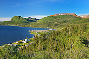 Tablelands<br /> Gros Morne National Park<br /> Newfoundland & Labrador<br /> Canada