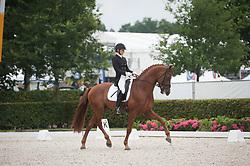 Darcourt Caroline, SWB, Sankt Erik II<br /> World Championship Young Dressage Horses <br /> Ermelo 2016<br /> © Hippo Foto - Leanjo De Koster<br /> 29/07/16