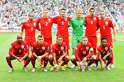 Team of England before the EURO 2016 Qualifier Group E match between Slovenia and England at SRC Stozice on June 14, 2015 in Ljubljana, Slovenia. Photo by Mario Horvat / Sportida