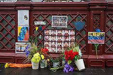2019-02-04 Tributes to the dead in Venezuela