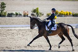 Canter Rosalind, GBR, Allstar B<br /> FEI EventingEuropean Championship <br /> Avenches 2021<br /> © Hippo Foto - Dirk Caremans<br />  24/09/2021