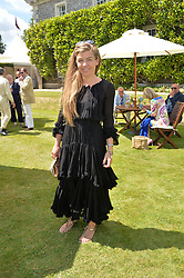 AMBER NUTTALL at the Cartier hosted Style et Lux at The Goodwood Festival of Speed at Goodwood House, West Sussex on 29th June 2014.