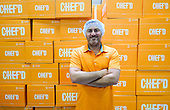 Kyle Ransford, CEO and founder of Chef'd