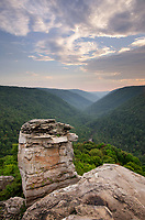 Lindy Point Overlook, Blackwater Falls West Virgina.