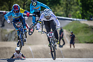 #44 (DEAN Anthony) AUS at Round 4 of the 2018 UCI BMX Superscross World Cup in Papendal, The Netherlands