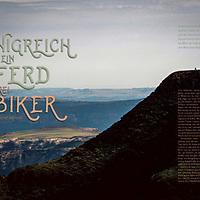 Ride magazine Switzerland: main feature openers.
