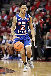22 December 2015: Marcus Roper(2). Illinois State Redbirds host the Tennessee State Tigers at Redbird Arena in Normal Illinois (Photo by Alan Look)