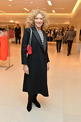 KELLY HOPPEN at the Melissa Odabash & Future Dreams Preview to launch their collaborative mastectomy swimwear line in aid of the future dreams Haven appeal held at Fenwick, New Bond Street, London on 10th February 2015.