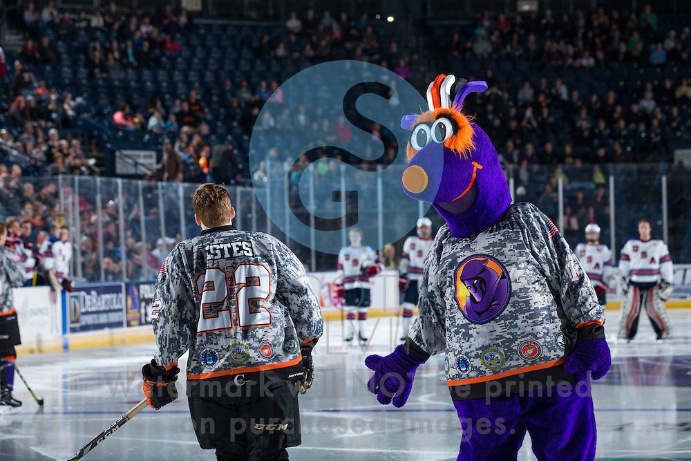 The Youngstown Phantoms defeat Team USA NTDP 3-2 in a shootout at the Covelli Centre on February 18, 2017.<br /> <br /> Boomer