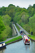 Pontcysyllte Aqueduct, Llangollen canal, North Wales