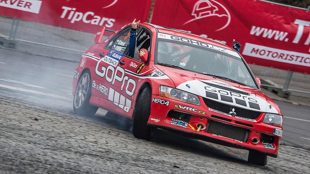TipCars Pražský Rallysprint 2014