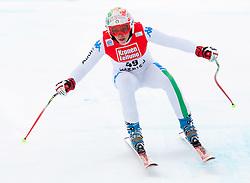 08.01.2012, Weltcupabfahrt Kaernten – Franz Klammer, Bad Kleinkirchheim, AUT, FIS Weltcup Ski Alpin, Damen, Super G, im Bild Federica Brignone (ITA) // Federica Brignone of Italy during ladies Super G at FIS Ski Alpine World Cup at 'Kaernten – Franz Klammer' course in Bad Kleinkirchheim, Austria on 2012/01/08. EXPA Pictures © 2012, PhotoCredit: EXPA/ Johann Groder