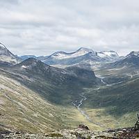 Jotunheimen, DNT, 2014