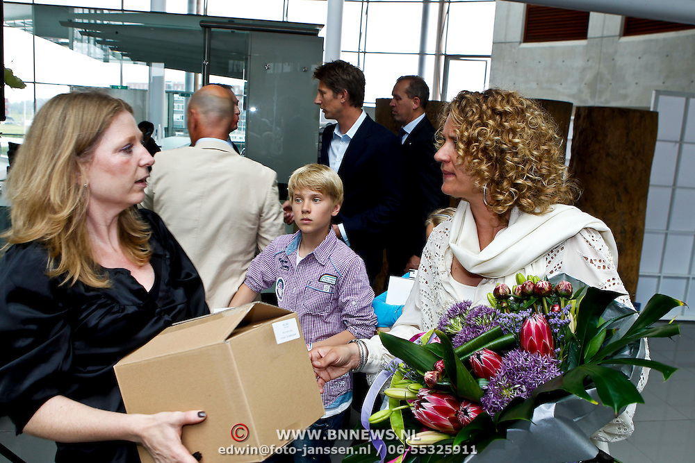 NLD/Utrecht/20100607 - Presentatie tijdschrift Helden nr.5,