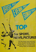 All Ireland Senior Hurling Championship - Final,.05.09.1982, 09.05.1982, 5th September 1982, .05091982AISHCF,.Cork v Tipperary, .Tipperary 3-18, Cork 1-13,..Irish Press, Evening Press, Sunday Press,