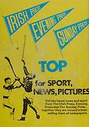 All Ireland Senior Hurling Championship - Final,.05.09.1982, 09.05.1982, 5th September 1982, .05091982AISHCF,.Cork v Tipperary, .Tipperary 3-18, Cork 1-13,..Irish Press, Evening Press, Sunday Press,