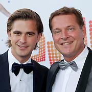 NLD/Rotterdam/20110925 - Premiere Daddy Cool, Jeroen Dona en Albert Verlinde