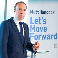 Matt Hancock 10th June 2019