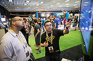 PuppetConf 2016, an annual information technology (IT) conference, is held at the Town and Country Resort and Convention Center in San Diego, California from October 19-21, 2016. (© 2016 Photo by Jakub Mosur Photography)