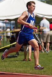 boys 4x800 meter relay, Maine State Track & FIeld Meet - Class B
