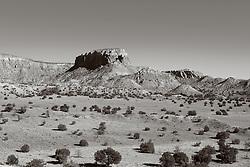 Abiquiu, New Mexico landscape