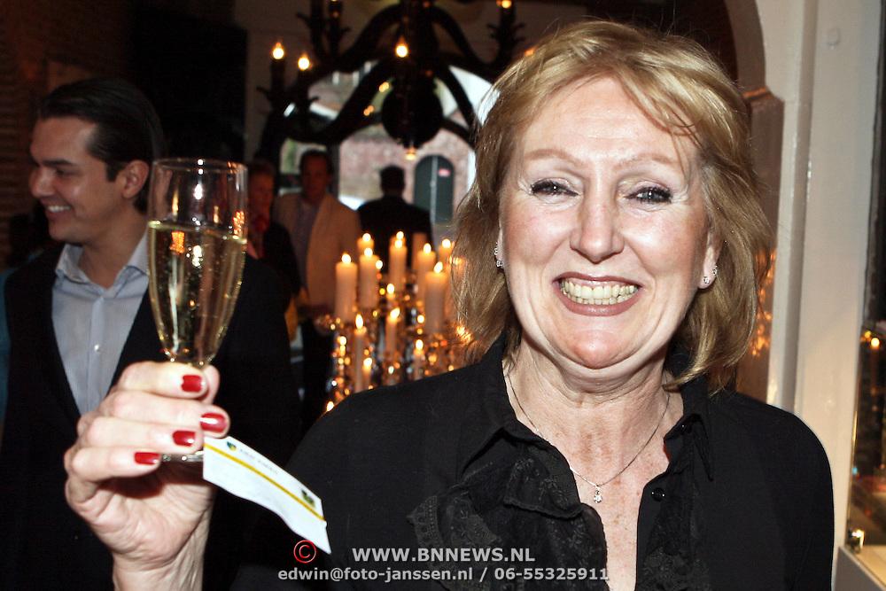 NLD/Naarden/20080401 - Het Arsenaal van jan des Bouvrie bestaat 15 jaar, Antionette Boltini