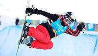 Freestyle<br /> Kuehtai Østerrike<br /> 14.01.2012<br /> Foto: Gepa/Digitalsport<br /> NORWAY ONLY<br /> <br /> YOG2012, Olympische Jugend-Winterspiele Innsbruck, Halfpipe, Qualifikation Damen. Bild zeigt Tiril Sjåstad  Christiansen (NOR).