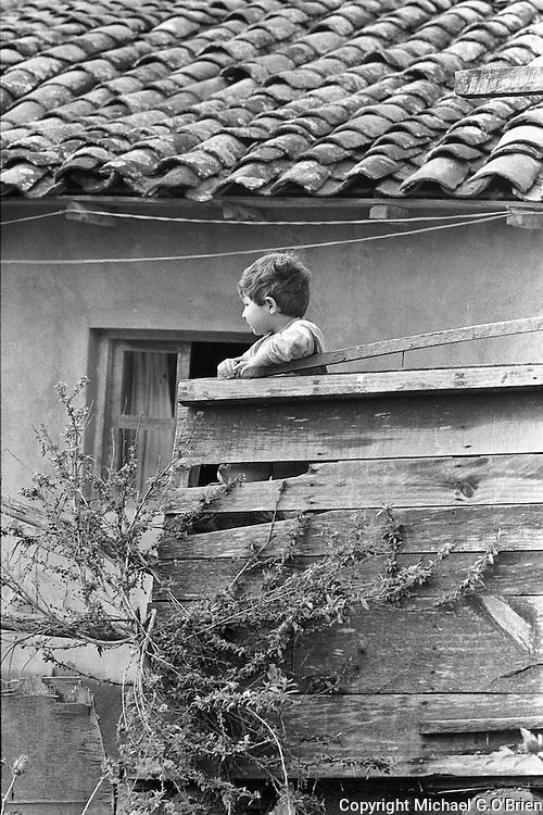 Childhood, Tumbaco, Ecuador