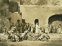 1923 Henry Herbert as Jesus Christ in the Pilgrimage Play