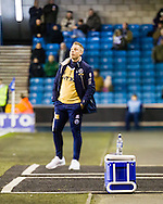 Neil Harris of Millwall during the Sky Bet League 1 match at The Den, London<br /> Picture by Richard Brooks/Focus Images Ltd 07947656233<br /> 21/02/2017