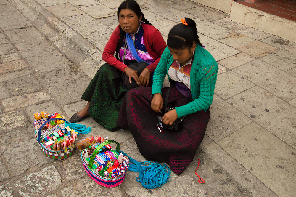 Indigenous People Oaxaca.
