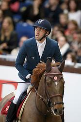 Delestre Simon, (FRA), Hermes Ryan <br /> Final Top 10 Rolex IJRC<br /> Genève 2015<br /> © Hippo Foto - Dirk Caremans<br /> 11/12/15